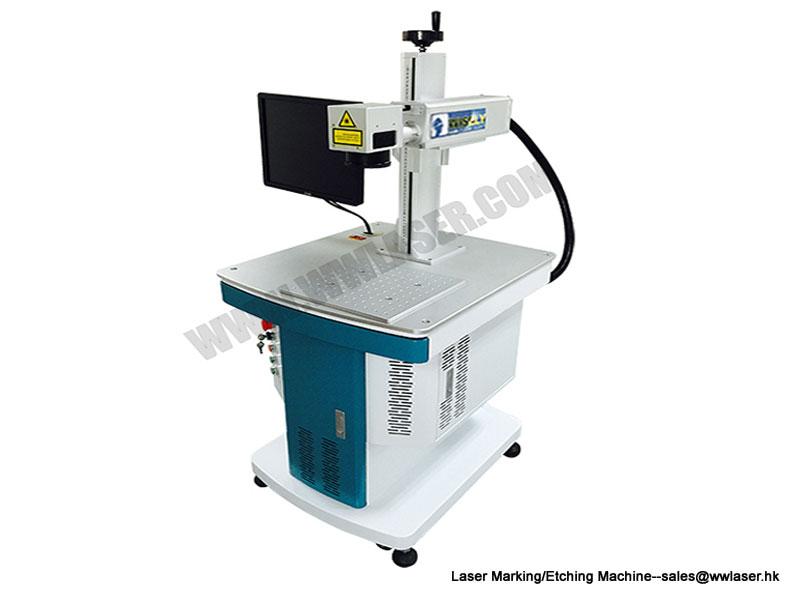 Mopa Laser Marking Machine Fiber Laser Engraving Machine